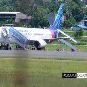 Sambut New Normal, Regulasi Sriwijaya Air Group Sediakan Fasilitas Rapid Test, Kerjasama dengan Bandara DEO Sorong