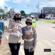 """Ditlantas Polda Papua Barat Miliki Program """"Kartini Lantas Humanis"""""""