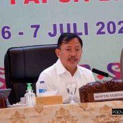 Kunjungi Manokwari, Menteri Kesehatan Apresiasi Kerja Pemda Papua Barat Tangani COVID-19