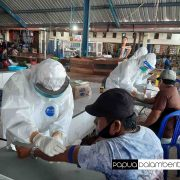 Jumlah Orang Positif COVID-19 di Papua Barat Terus Bertambah, Sembuh Juga Naik