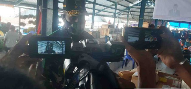 Pangdam XVIII/Kasuari, 1 Anggota TNI dan Keluarga di Sorong Positif Covid-19, Insallah Mereka Sembuh