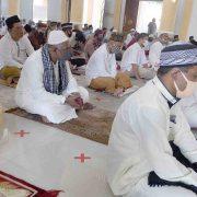 Idul Adha di Masjid Nurul Fatah Manokwari, Ustadz Sanusi Sampaikan Pesan Umat Bersabar Hadapi COVID-19