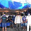 Kapolda Papua Barat Kunjungi Pasar Ikan Sanggeng Ajak Penjual Patuhi Protokol Kesehatan