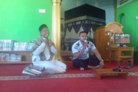 Lapas Manokwari Berikan Pembinaan Rohani pada Warga Binaan