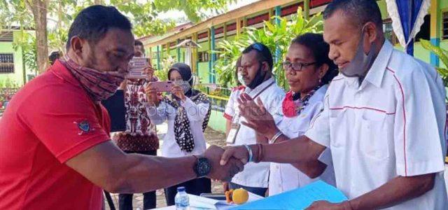 360 Siswa Resmi Jadi Peserta Didik Baru SMP Negeri 2 Manokwari