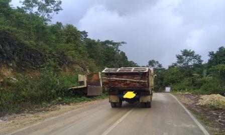 Satgas Saber Pungli Tolong, Ada Pungli di Sepanjang Ruas Jalan Nasional Fakfak – Mitimber