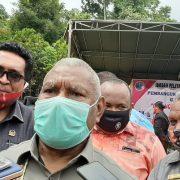 Ketua DPW NasDem Papua Barat Tegaskan Menangkan Bapaslon Samaun – Cliford di Pilkada Fakfak 2020
