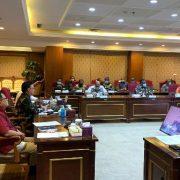 Gubernur Papua Barat dan Bupati – Walikota Temui MenpanRB di Ruang Rapat Sriwijaya, Bahas Tuntutan Formasi CPNS 2018, 80 Persen OAP