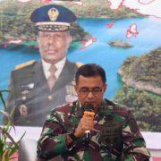 Brigjen Ferry Zein: TNI dan Polri Komitmen Bantu Pemda dalam Pengamanan Pilkada Papua Barat