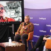 Dialog KPU di Satgas COVID-19: Pasangan Calon pada Pilkada 2020 Wajib Swab Tes