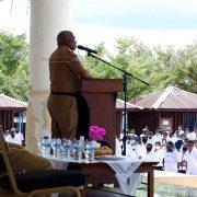Pesan Gubernur Papua Barat, PNS Bersyukurlah Pada Tuhan, Banyak yang Dipanggil, Sedikit yang Terpilih