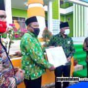 Resmikan Gedung Baru MUI, Gubernur Papua Barat: Ini Komitmen Pemerintah Membina Kerukunan