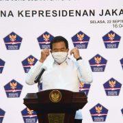 Pemerintah Tidak Mentolerir Aktivitas Politik Dalam Pilkada Yang Berpotensi Meningkatkan Penularan