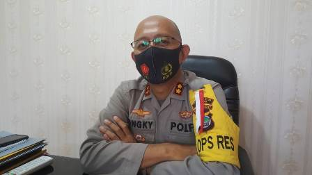 Pengrusakan Kantor BKD Fakfak, Kapolres : Polres Masih Menunggu Laporan Polisi