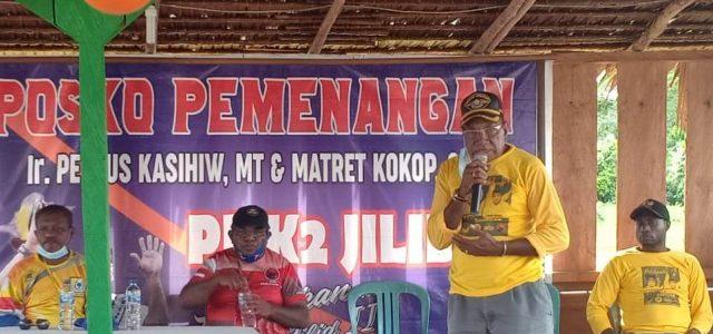 Aturan DPP Akan Ditegakan, Anggota Fraksi Golkar Teluk Bintuni Siap Terima Konsekwensi