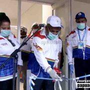 Gubernur Hitung Mundur PON XX Papua 2021, Lanjut Exebisi Papua Vs Jawa Timur