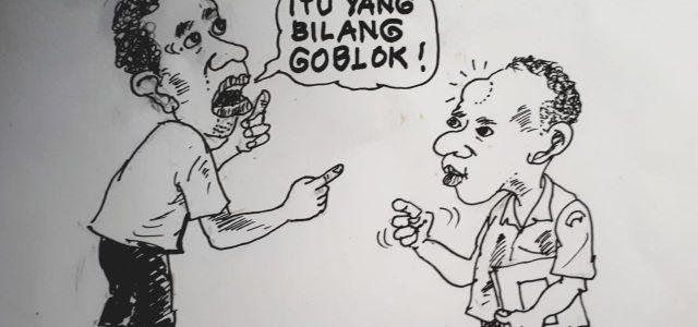 PUTAR PAPEDA 15 :Benjol Gara-Gara Kata Goblok