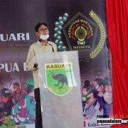 Ketua PWI Papua Barat: Wartawan dan TNI Terus Bangun Mitra yang Profesional