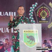 Pangdam XVIII/Kasuari: Peran Media Bangun Papua Barat dengan Berita Berimbang