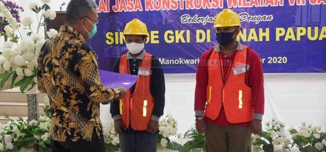 Kakanwil Kemenkumham Papua Barat Prakarsai Pelatihan Bagi Tukang Bangunan