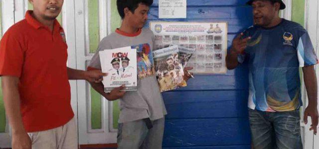 Jawab Isu Murahan, Tim PMK2 Beberkan Keberhasilan Pembangunan Piet – Matrer