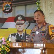 Tinjau Kesiapan Pengamanan Pilkada Fakfak, Kapolda Papua Barat Ingatkan Anggota Jaga Netralitas dan Jaga Diri Dari Covid -19