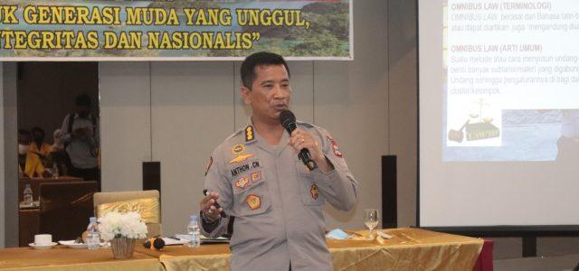 Ditbinmas Polda Papua Barat Gelar FGD Bersam Mahasiswa Unipa