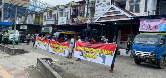 Markus Yenu Tolak Aksi yang Berlawanan dengan Pancasila, dan Lelah Bertiak Merdeka