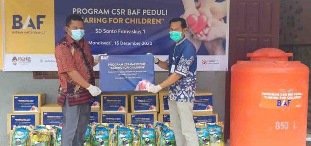 "Program Akhir Tahun CSR BAF Peduli ""Caring for Children"""