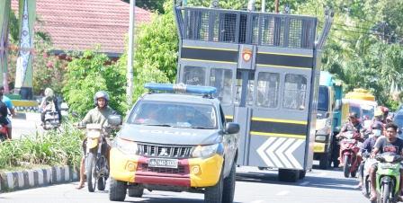 Polda Papua Barat Miliki Kendaraan Taktis Cereen