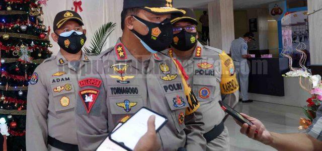 Dua -H, Kapolda Papua Barat Sampaikan 6 Pesan