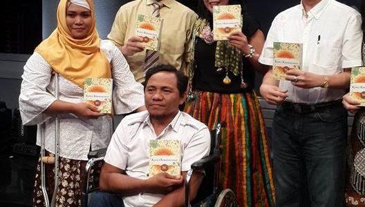 Pelaku Usaha dengan Disabilitas di Ternate Raih Juara 2 Local Hero Tingkat Nasional