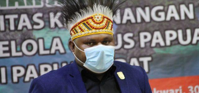 Fraksi Otsus Papua Barat Desak Presiden Bentuk Badan Pengawas Otsus