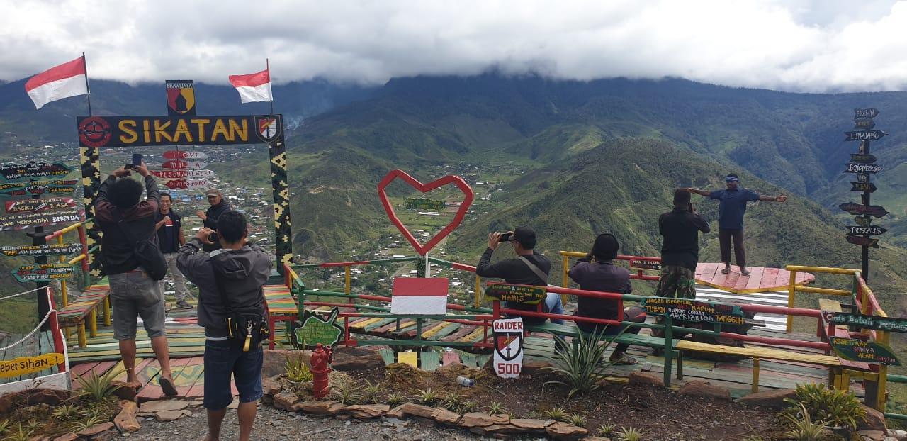 Raider 15/Sikatan untuk Kota Mulia, Puncak Jaya Papua ...