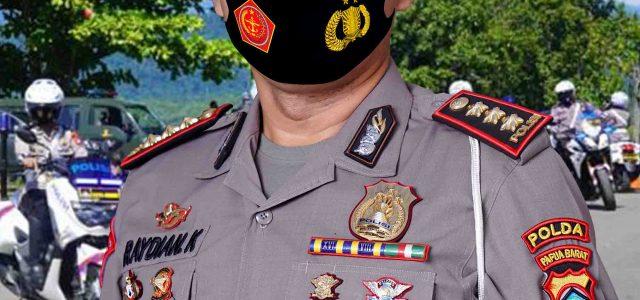 Dit Lantas Polda Papua Barat Larang Konvoi Kendaraan di Malam Tahun Baru