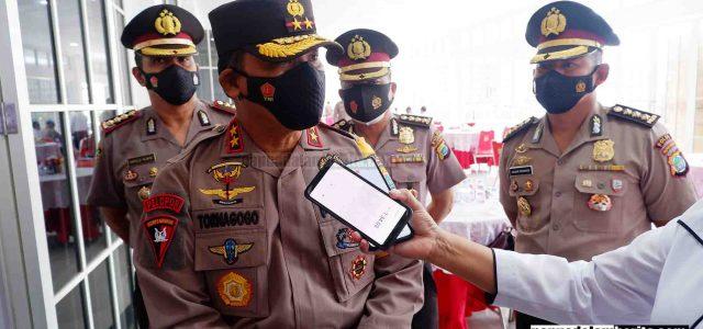 Lima Perintah Kapolda Papua Barat untuk Para Kapolres Pasca Bom Diri di Makassar