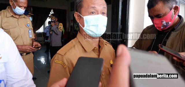 Penggunaan Vaksin, Papua Barat Tunggu Jakarta, Sudah 9.047 Orang Mendaftar