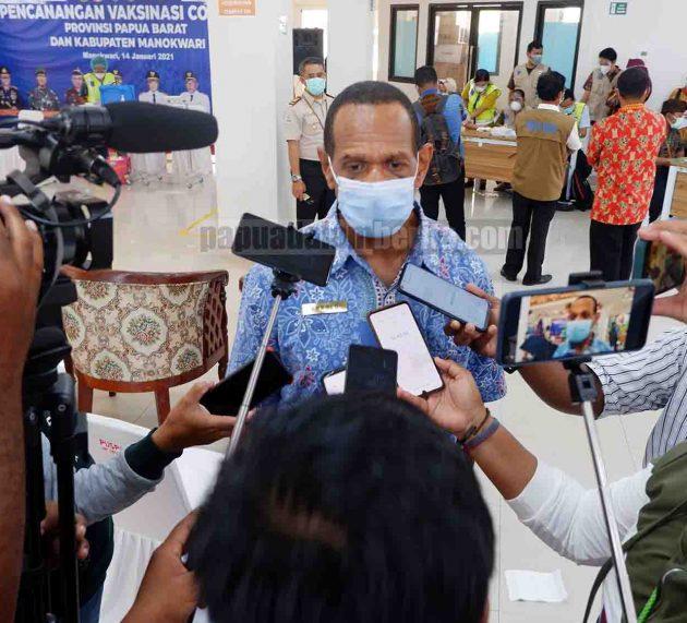 Jumat, 11 Orang Positif Corona di Manokwari Sembuh, Masih Dalam Perawatan 210