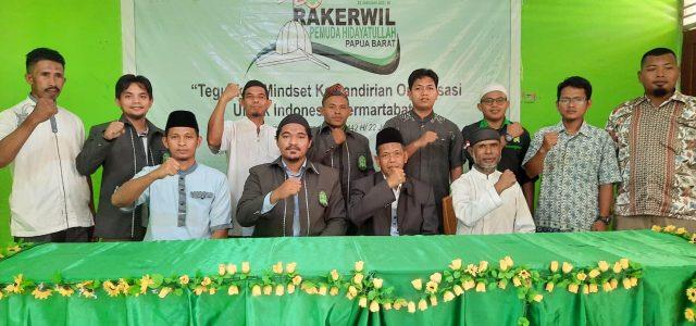 Supriyanto Refra Jabat Ketua Wilayah Pemuda Hidayatullah Papua Barat