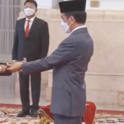 Presiden Lantik Jenderal Listyo Sigit Prabowo Jadi Kapolri