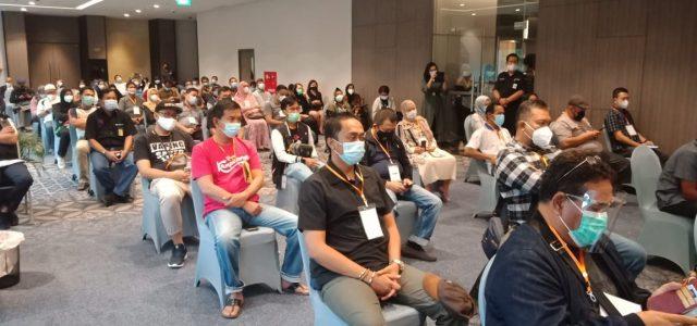 KNKT dan Sriwijaya Air Temui Keluarga Penumpang dan Keluarga Awak Pesawat SJ-182