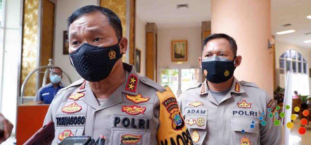 103 Calon Perwira Polisi Orang Asli Papua Lulus Seleksi