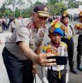 Paulus Waterpauw Orang Asli Papua Pertama dari Kepolisian yang Sandang Bintang Tiga