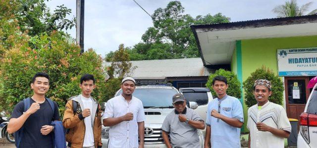 Dua Da'i Muda Hidayatullah Perkuat Dakwah di Teluk Bintuni