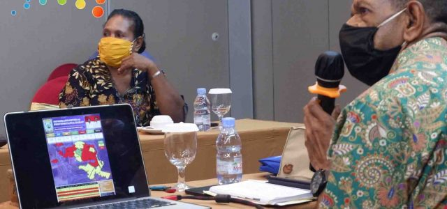 Pasien COVID-19 Papua Barat Tambah 27, Meninggal Dunia Jadi 119, Dokter Arnold: Mari Kita Saling Melindungi
