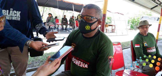 Tiga Tujuan Penting Bagi Anggota Dalam Lomba Menembak Piala Dansat Brimob Polda Papua Barat