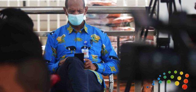 Dalam Sehari 121 Pasien COVID-19 Kota Sorong Sembuh, di Manokwari Dua Orang Meninggal Dunia
