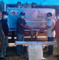 PMTI dan IKT Papua Barat Salurkan Bantuan Kepada Korban Gempa di Mamuju
