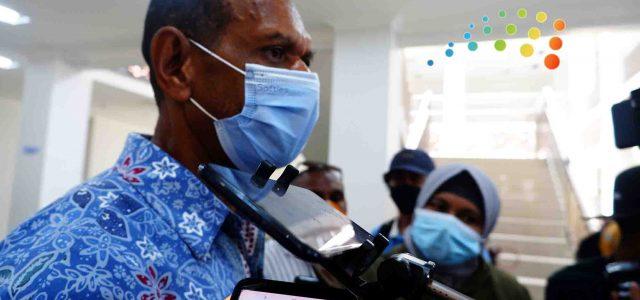 Orang Positif Covid-19 Dalam Perawatan, Manokwari Berkurang, Kota Sorong Paling Tinggi