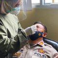 Alat Tes Antigen dari Polda Papua Barat untuk Tes Covid-19 Anggota Polres
